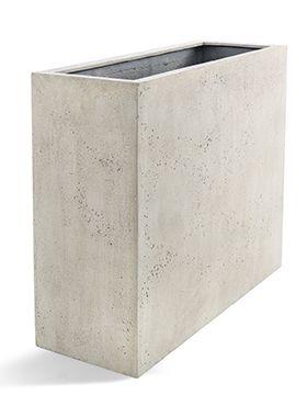 Grigio Box wit beton