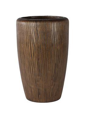 Twist - Vase bronze
