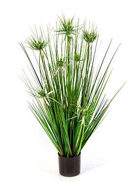 Siergras kunstplant