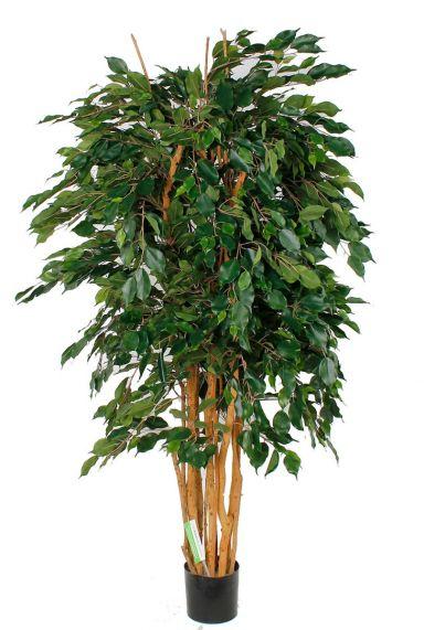 Grote Ficus kunstplant (nepplant) kopen bij 123planten