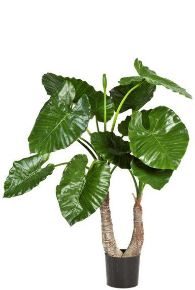 Alocasia calidora kunstplant 1
