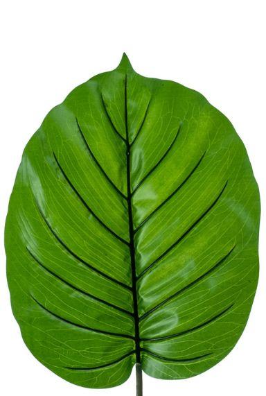 Alocasia kunstplant blad