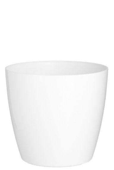 Artevasi wit plastic pot