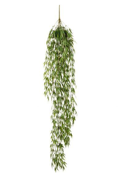 Bamboo kunstplant sliert