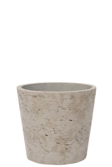 Betonlook pot steen 12