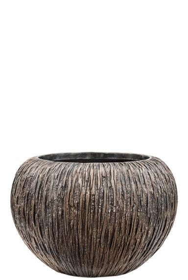 Bronse pot motief
