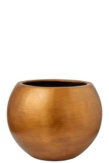 Capi retro gouden pot