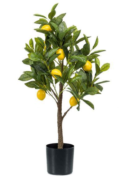 Citroenboom citrusboom kunstplant