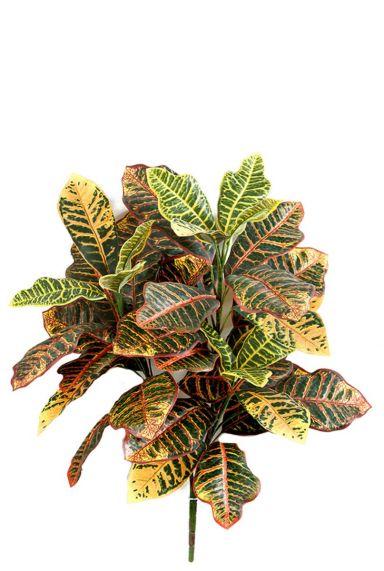 Croton kunstplant kunsttak