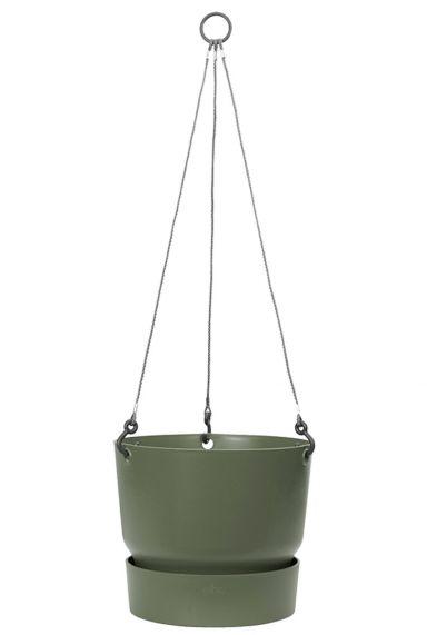 Elho greenville hang plantenbak groen 1