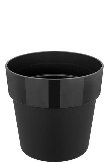 Elho zwarte kunststof pot