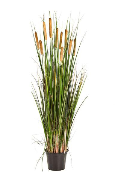 Grasplant kunstplanten gras