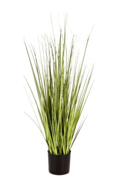 Grasplant zijdeplant kunstplant