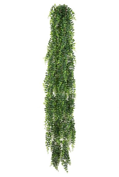 Grote hangplant kunstplant