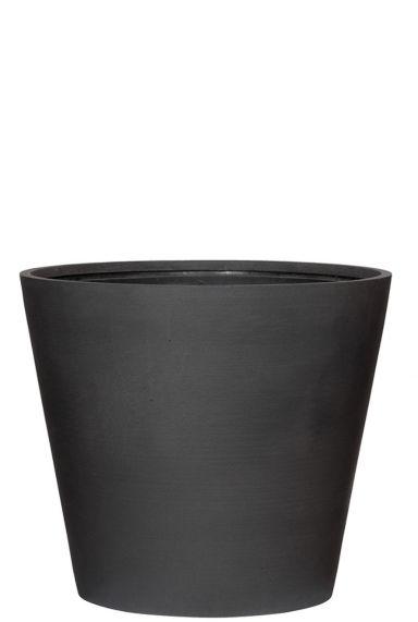 Grote zwarte pot