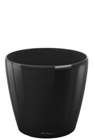 Grote zwarte pot lechuza 1