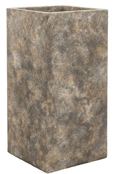 Hoge baq stone plantenbak