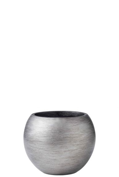 Klein capi retro potje zilver