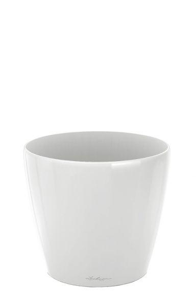 Kleine witte pot lechuza