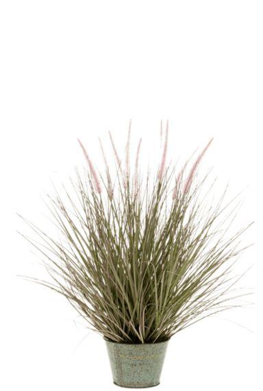 Kunstgras grasplant pluimen