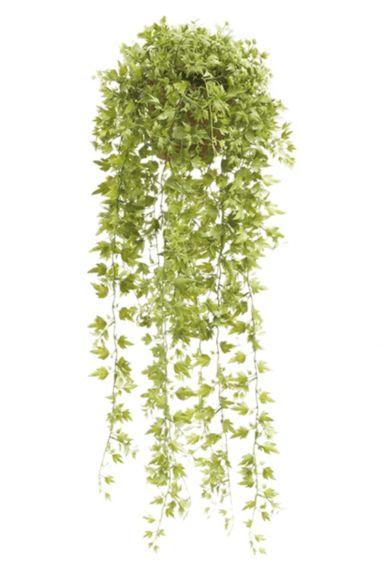 Kunstplant hangplantje groen