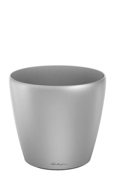 Lechuza classico pot zilver 35