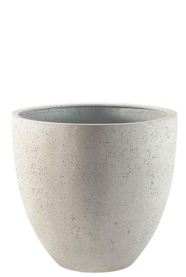Luca lifestyle betonlook wit pot