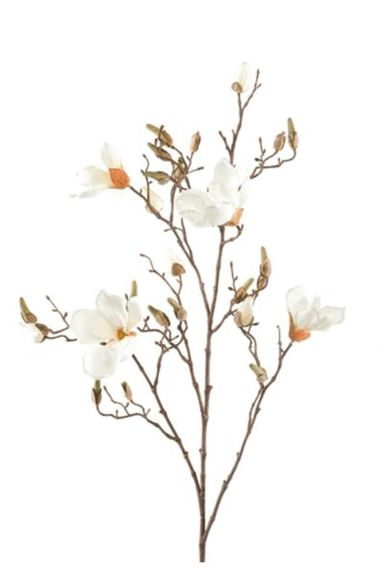Magnolia bloem kunstbloem