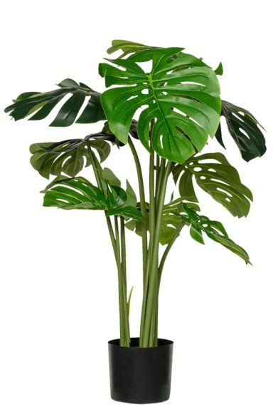 Monstera gatenplant kunstplant 1