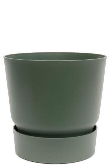 Mooie plastic sierpot planten 1 1