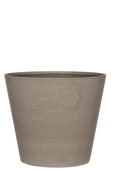 Mooie refined grijze pot