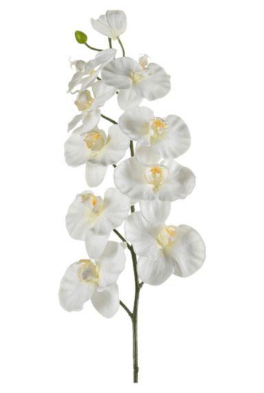 Ochidee wit kunstbloemen