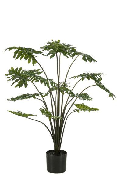 Philodendron kunstplant kamerplant