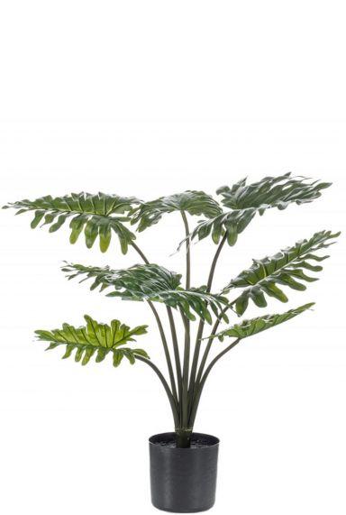 Philodendron kunstplant zijdeplant
