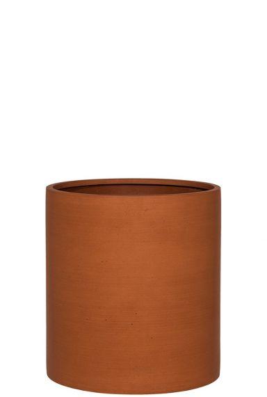 Populaire terracotta pot