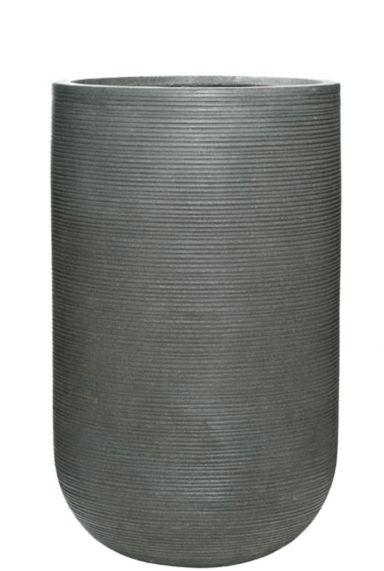Pottery pot plantenbak grijs