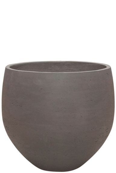 Rough pot stoer beton