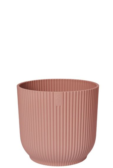 Roze plantenbakken elho 1