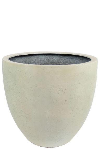 Stoere betonlook pot