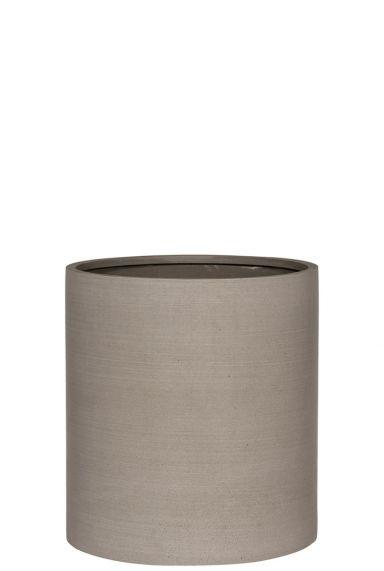 Stoere refined grijze pot