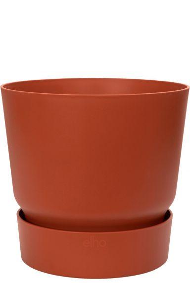 Terracotta grote pot plantenbak 1