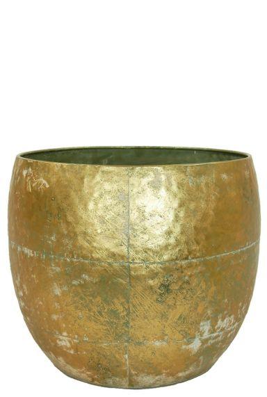 Trendy pot goud stoer 1