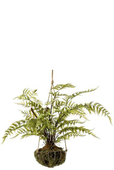 Varen kunstplant hangplant
