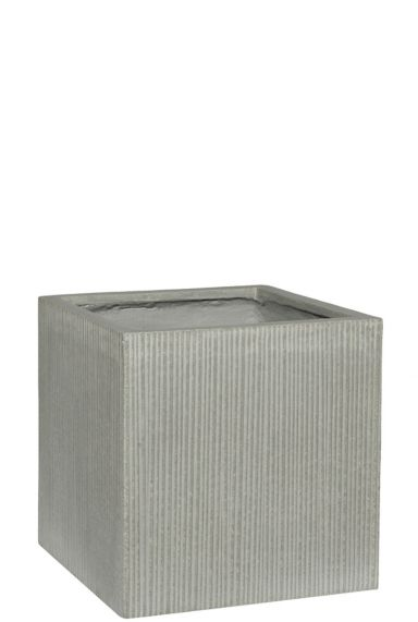 Vierkante plantenbak beton