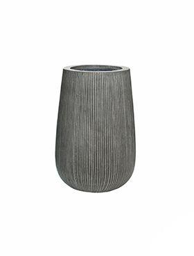 Fiberstone Ridged Dark Grey