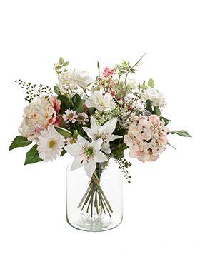 Bouquet soft pastels