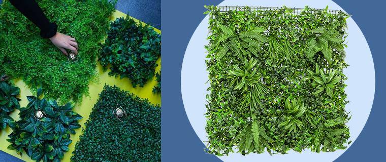 groen-wand-kunstplanten