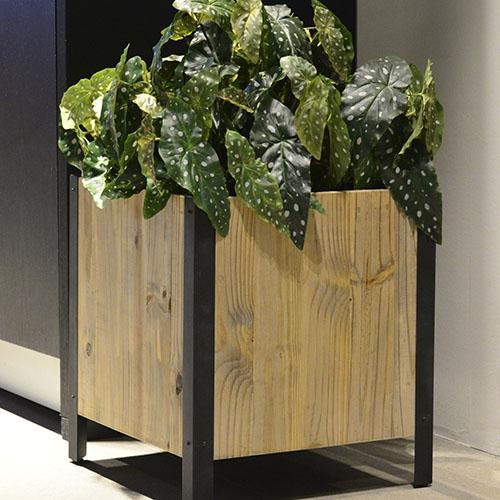 houten plantenbak online kopen